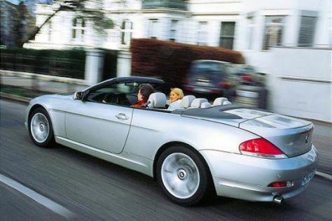 BMW 645 Ci Cabrio im Test