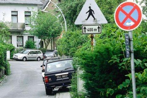 Härtere Strafen für Verkehrssünder