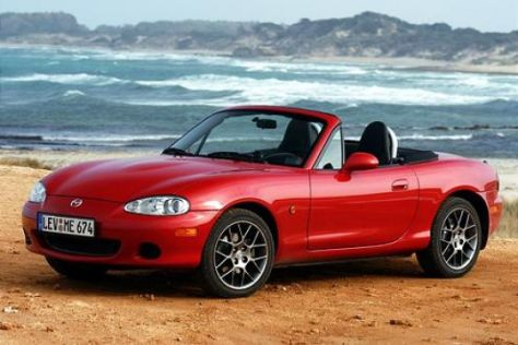 Mazda MX-5 Unplugged