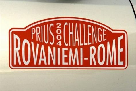 Prius-Challenge-Tagebuch, Teil 1
