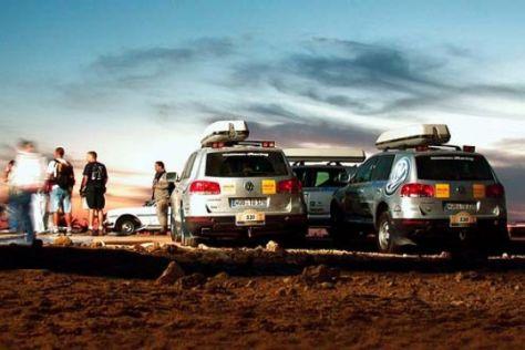 VW geht auf Abenteuerreise