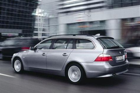 Fahrbericht BMW 530d Touring Automatik