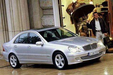 Mercedes-Benz-Zulassungen