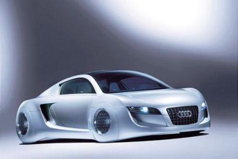 Audis neues Gesicht fährt ins Kino