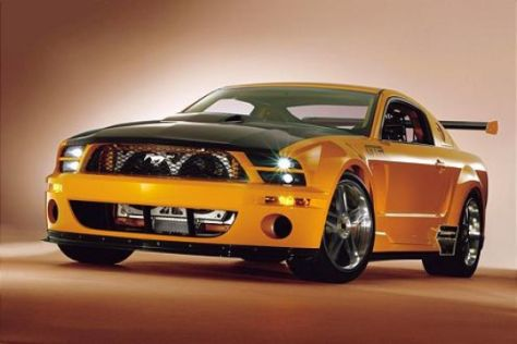 New York Motor Show 2004