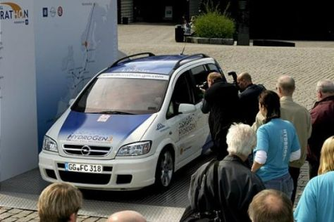 Opel Fuel-Cell-Marathon, 2. Etappe