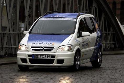 Opel Fuel-Cell-Marathon, 5. Etappe