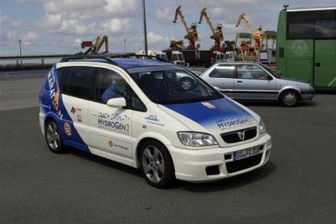 Opel Fuel-Cell-Marathon, 8. Etappe