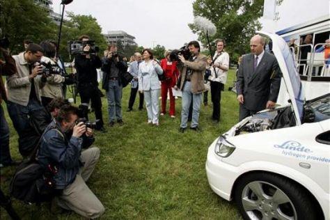 Opel Fuel-Cell-Marathon, 10. Etappe