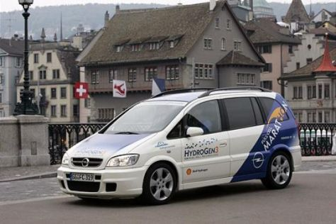 Opel Fuel-Cell-Marathon, 11. Etappe