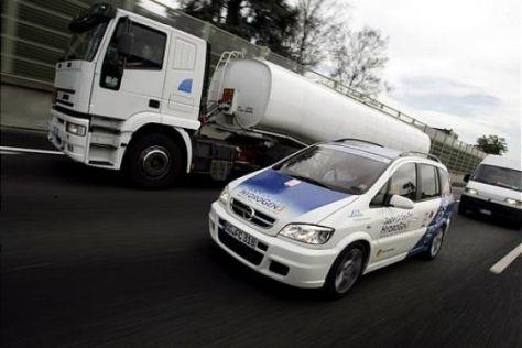 Opel Fuel-Cell-Marathon, 12. Etappe