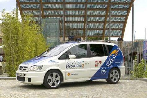Opel Fuel-Cell-Marathon, 13. Etappe