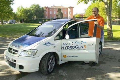 Opel Fuel-Cell-Marathon, 14. Etappe