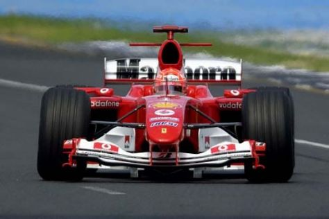 Noch mehr PS für die Ferrari-Rakete