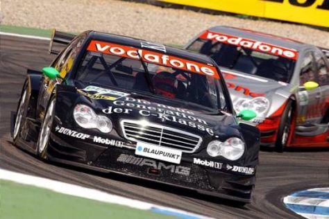 1. DTM-Lauf 2004 in Hockenheim