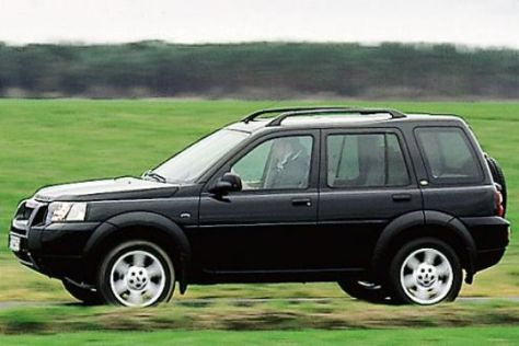 Land Rover Freelander 1.8 Station