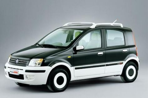 Fiat Panda im Edel-Pelz