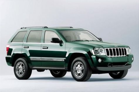 Neuer Jeep Grand Cherokee