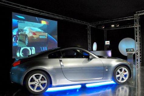 Nissan präsentiert den 350Z