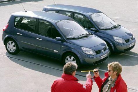 Renault Scénic gegen Renault Grand Scénic