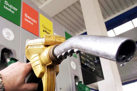 Kraftstoff auf Rekordniveau