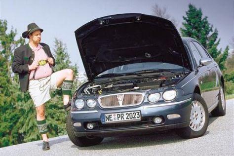Rover 75 (ab 1999)