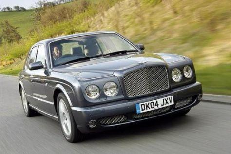Fahrbericht Bentley Arnage T