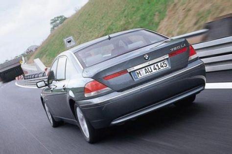 Gepanzerter 7er-BMW