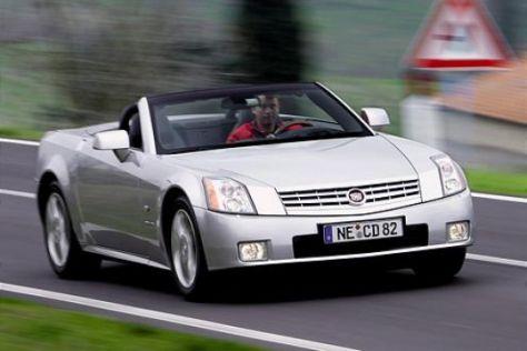 Kaufberatung Cadillac XLR