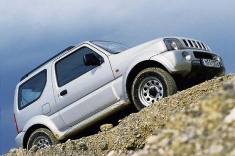 Suzuki Jimny (ab 1998)
