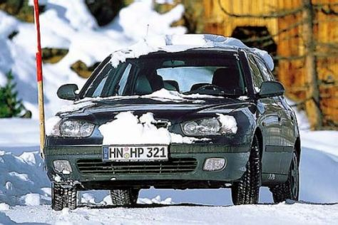 Dauertest Hyundai Elantra 1.6 GLS