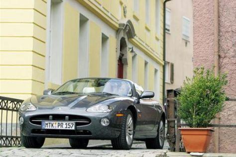 Kaufberatung Jaguar XK8 Cabrio