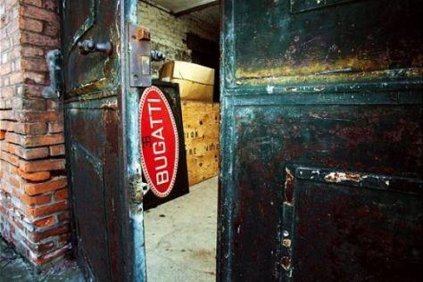 Bugatti – Träume und Realität