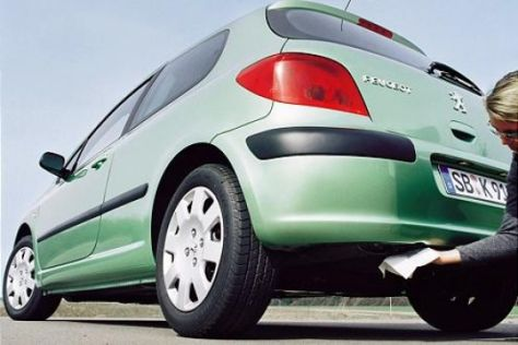 Peugeot 307 HDi FAP 110