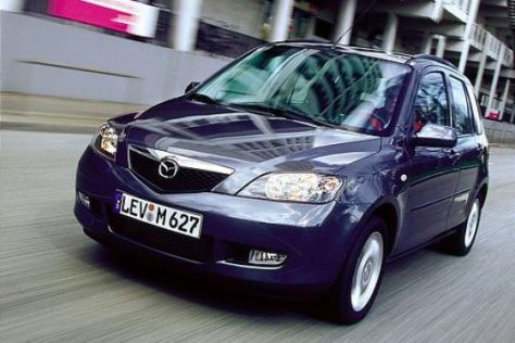 Mazda2 1.4 CD Exclusive
