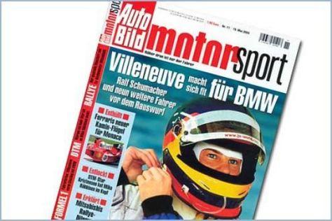 AUTO BILD MOTORSPORT 11/2004
