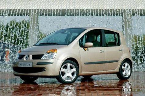 Minivan Modus von Renault