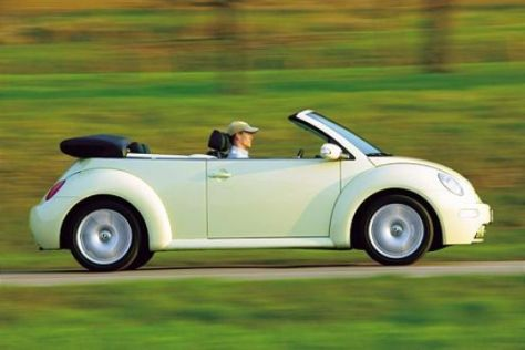 VW New Beetle Cabrio 1.8 T