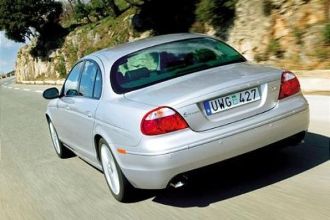 Jaguar S-Type 2.7 V6 Diesel