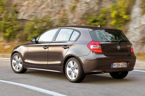 BMW gibt 1er-Preise bekannt