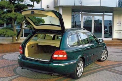 Erfolg für den Jaguar-Kombi