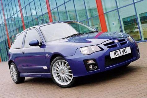 MG ZR und Rover 25 Facelift