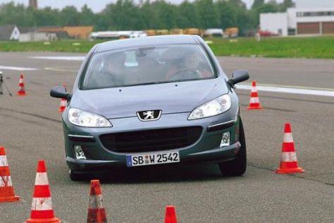 Test Peugeot 407 Tendance 160 2.2 16V