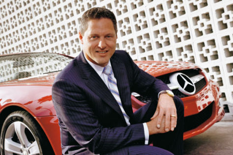 Neuer Designchef bei Mercedes