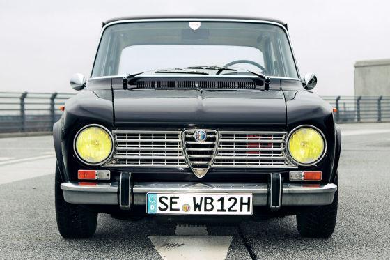 Alfa Romeo Giulia Super 1300 TI