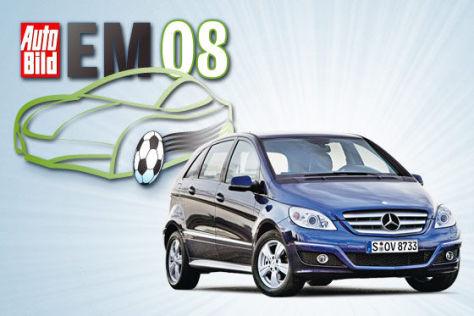 AUTO BILD-EM Mercedes B-Klasse
