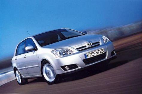 Facelift Toyota Corolla