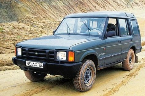 Land Rover Discovery (1989-1999)