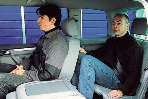 VW erweitert Touran-Zubehör