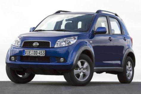 Daihatsu Terios Top 4WD